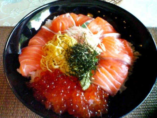 北海道親子丼