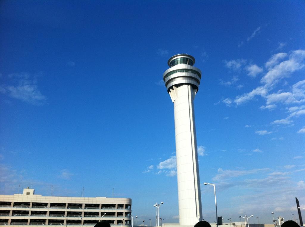 羽田空港、なう