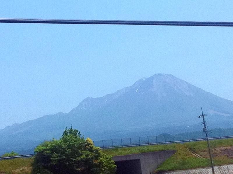 大山、もう一枚